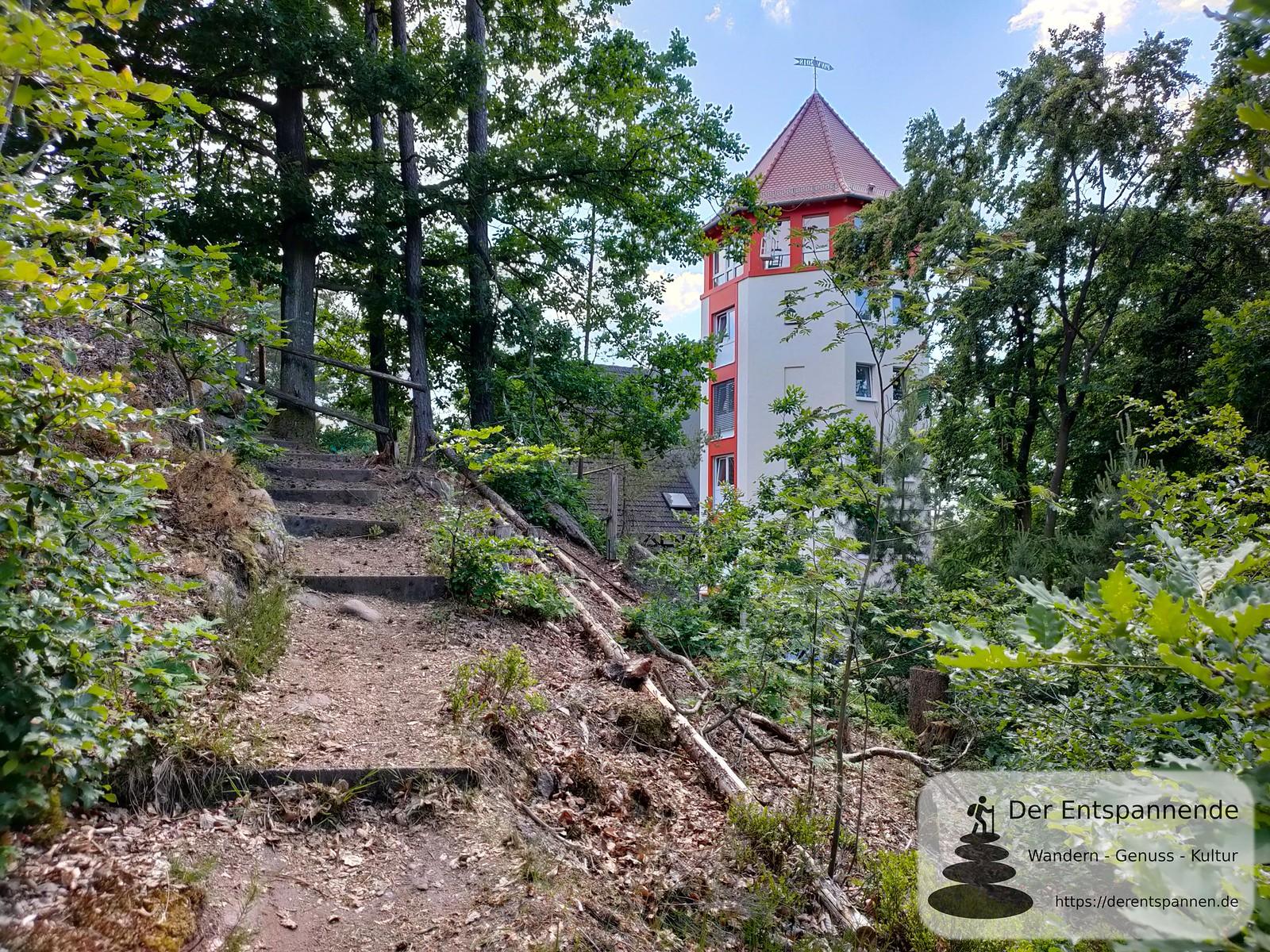 PWV Hilschberghaus - Felsenwanderweg um Rodalben im Pfälzer Wald