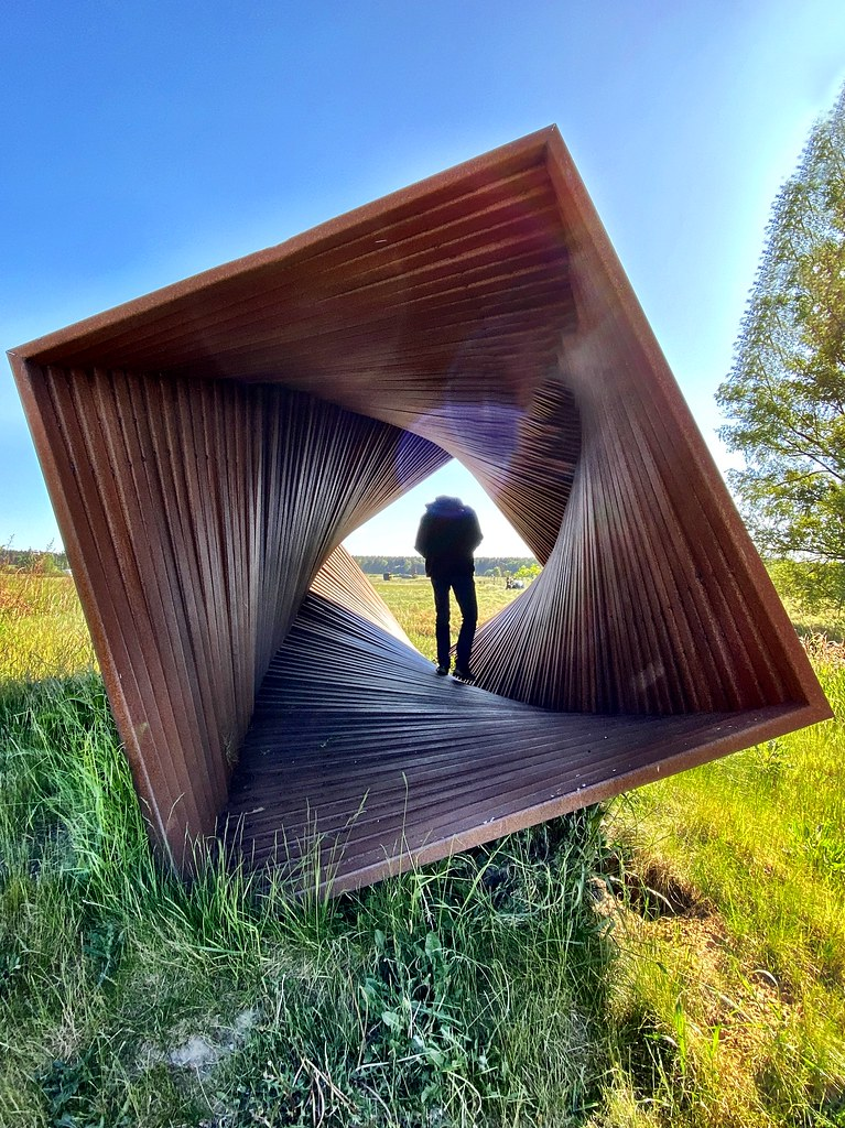Art, Cube, Tunnel or Peter?