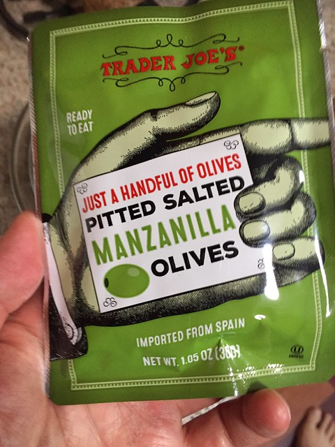 TJ's Manzanilla Olives