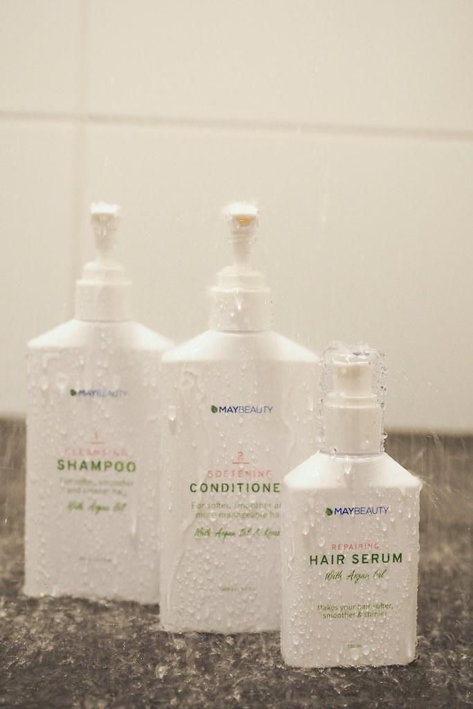 Maybeauty hiustenhoitotuotteet