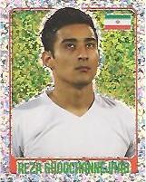 Topps England 2014 - Reza Ghoochannejhad