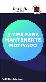 Tips para motivarte