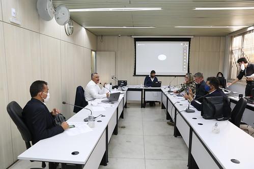 3ª Reunião - Comissão Especial de Estudo: Enfrentamento da Covid-19