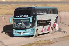 Volvo COMIL Bus Superciva Cuzco - Arequipa Peru