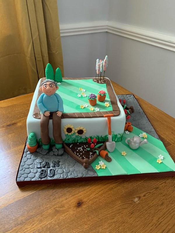 Cake by Cupcake O'licious