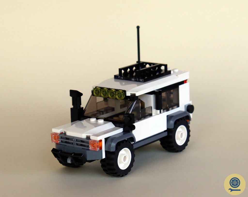 60267 Safari Off-Roader 2