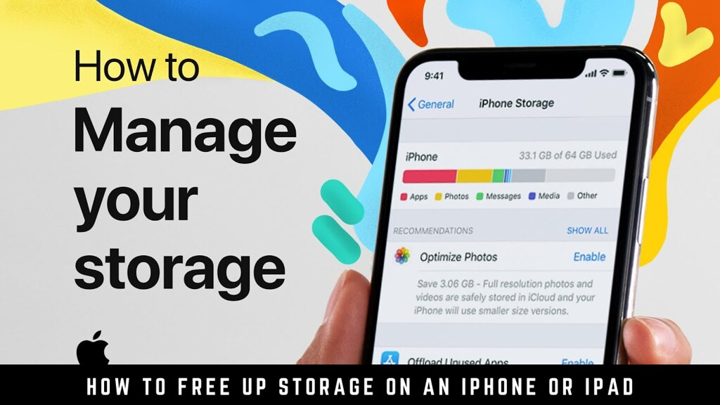 How to Free Up Storage on an iPhone or iPad