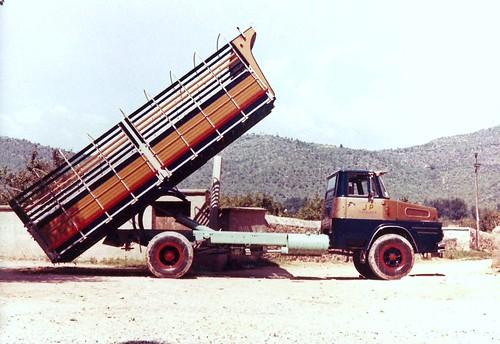 Henschel gros Transports Pujol Igualada