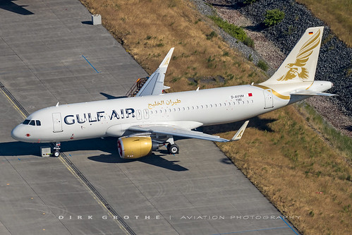 GulfAir_A320N_A9C-TF_20200601_XFW | by Dirk Grothe | Aviation Photography