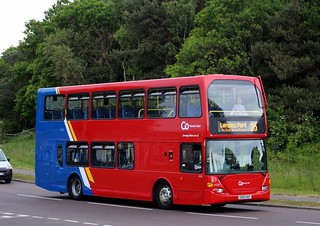 Go North East: 6126 / GX03 SUY