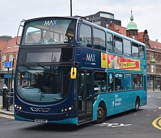 Arriva North East 7608: NK59DMF