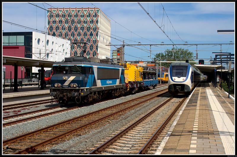 TCS 101001 // Gouda, Station // 1-6-2020