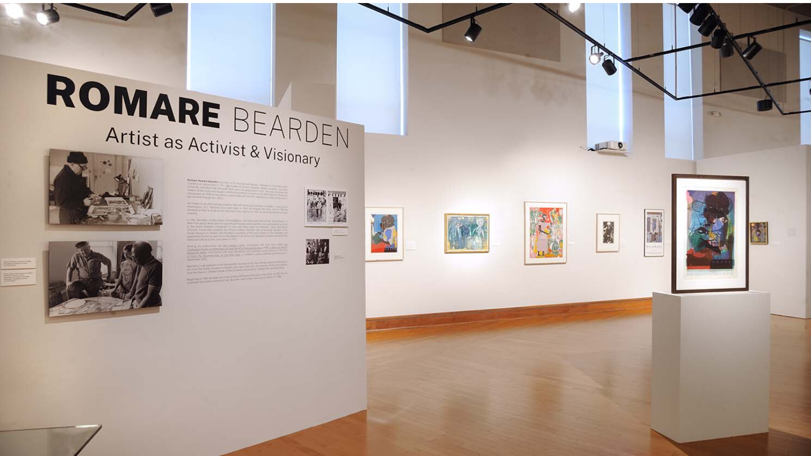 Romare Bearden: Artist as Activist & Visionary