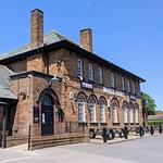 The White Hart pub, Preston