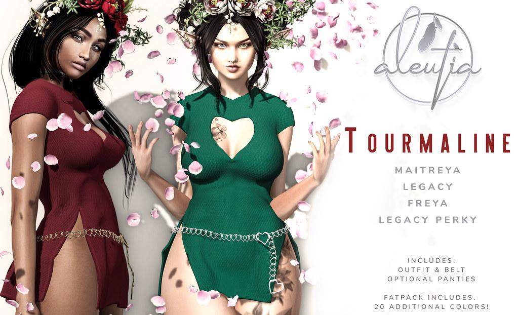 Coming Soon! Tourmaline