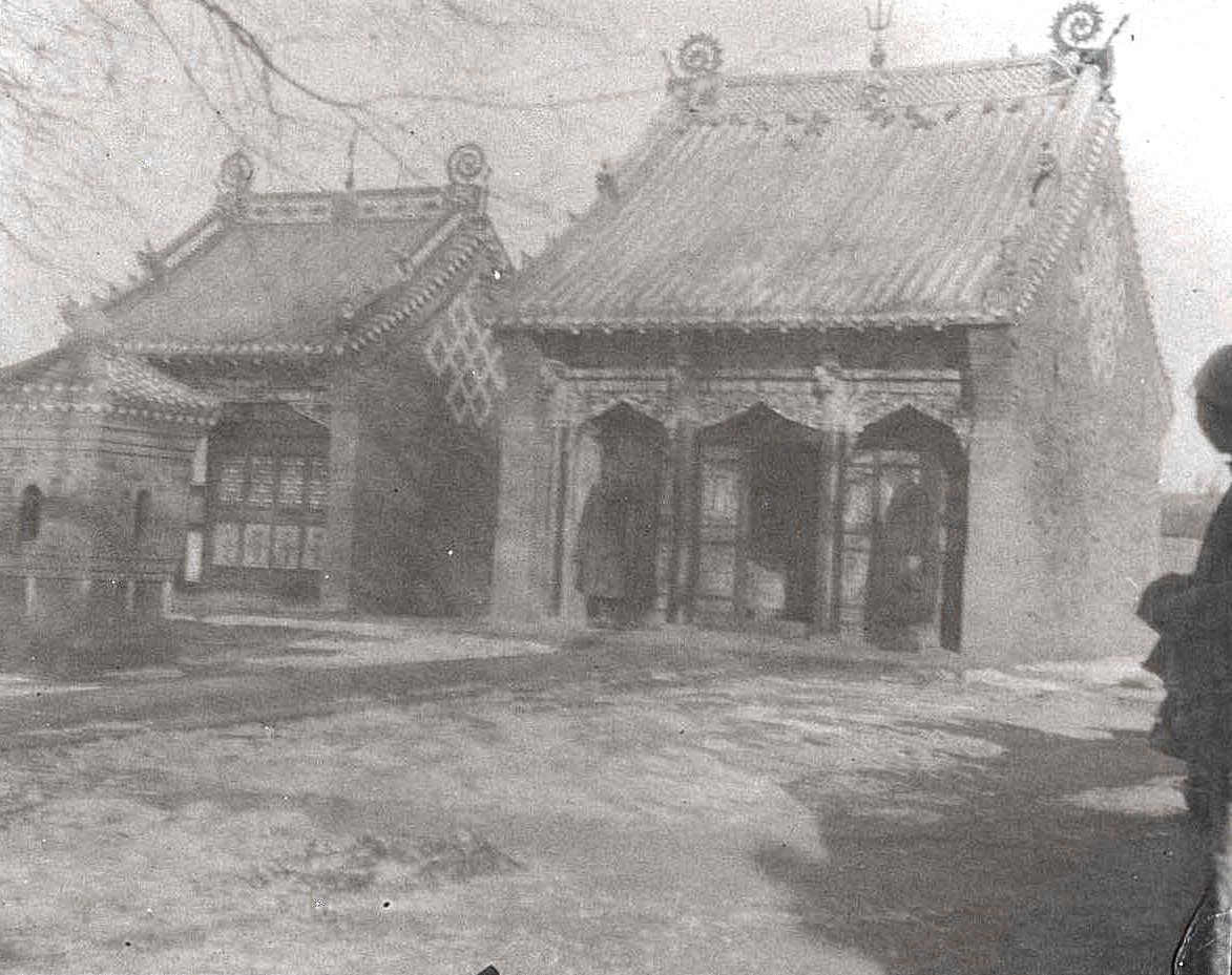 25. «Кумирня» в городе Улу-Гай. Ноябрь 1900