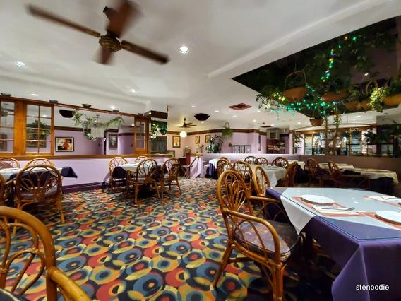 Peking Man Restaurant interior