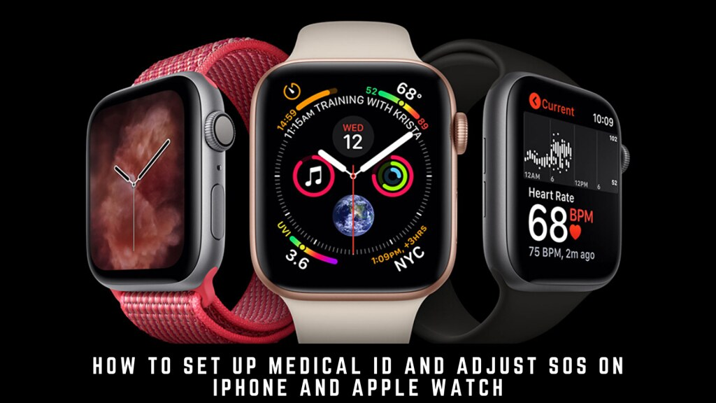 How to set up Medical ID and adjust SOS on iPhone and Apple Watch