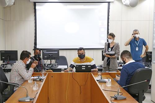 10ª Reunião Ordinária - Comissão de Legislação e Justiça