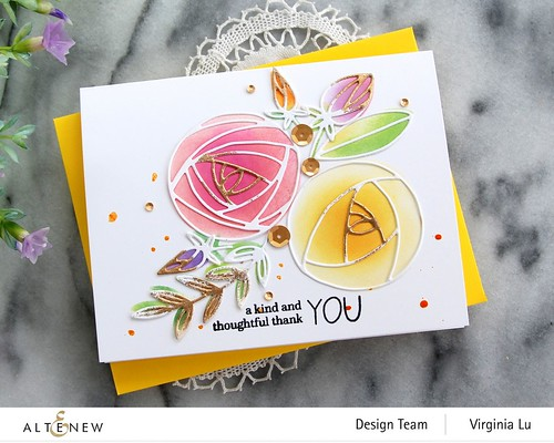 Altenew-Rolled Roses Die Set-Virginia#3