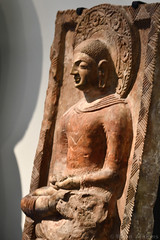 Seated Buddha (AD 400-600)