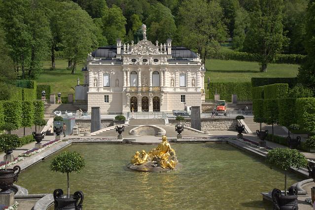 Linderhof Palace / Schloss Linderhof