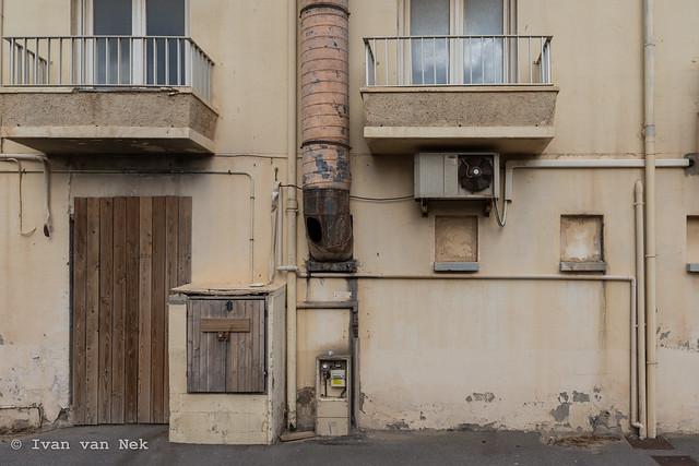 Rue des Pêcheurs, Narbonne-Plage