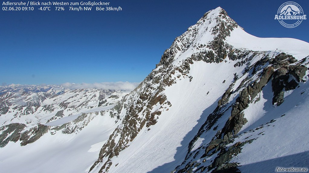 Wintersport am Großglockner