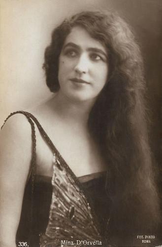 Mina D'Orvella