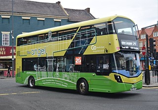 Go North East 6330: NK67GNY