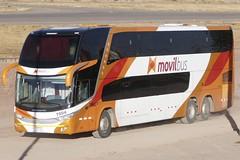 Marcopolo movil bus Cuzco Peru