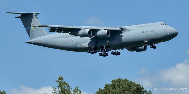 C-5M 87-0035 9th AS/ 436th AW