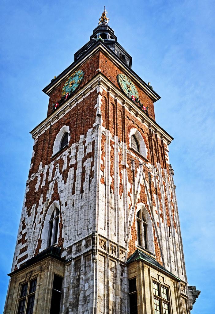 Krakow ( The Town Hall Tower) Fujifilm X100F
