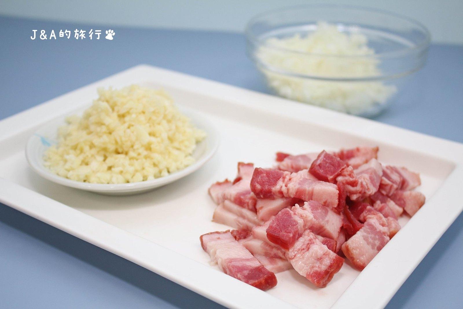 【食譜】香蒜培根義大利麵 零失敗清炒義大利麵,廚房新手也能輕鬆完成 @J&A的旅行
