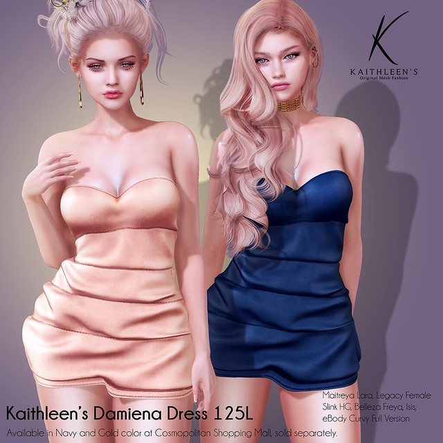Kaithleen's Damiena Dress for HT June 2020