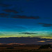 Noctilucent Clouds at Dusk (June 1-2, 2020)
