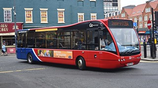 Go North East 8298: NK09FUW