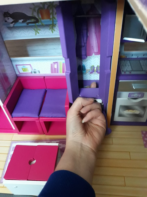 Previously photos of my next project - the tiny house - at least I already have some photos for comparison when I build on it 😅 . #barbiestyle #barbieworld #dollphoto #dollstagram #barbiecollector #barbiegram #dollworld #barbiehouse #dolldiora