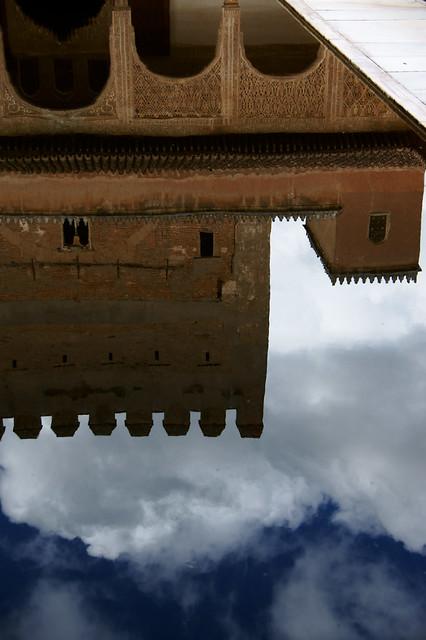 Alhambra / Reflection / Granada / Spain