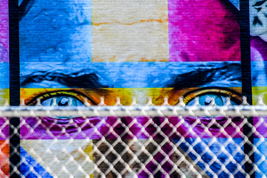 Walk In New York - 2019 - Fresque Eduardo Kobra - Ellis Island