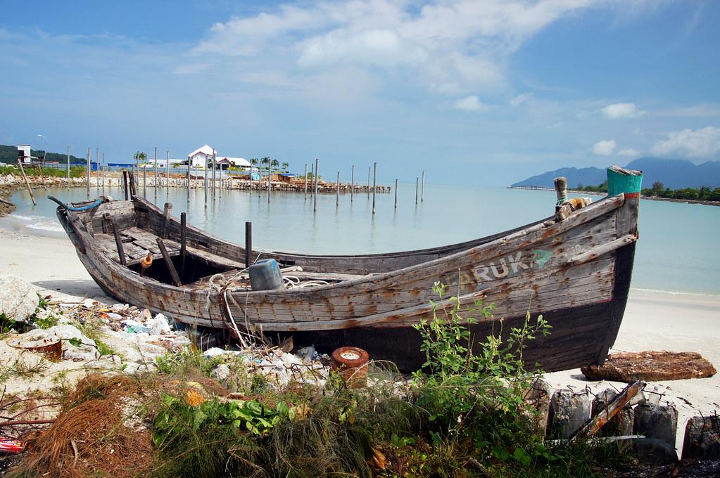 The Old Boat. Langkawi