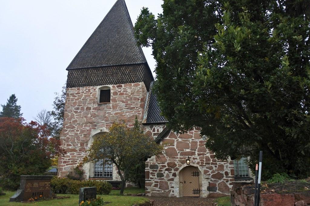 Eckerön kirkko