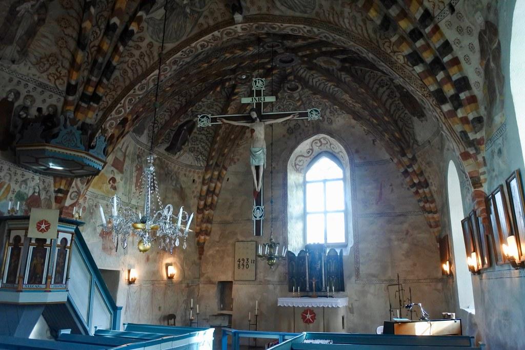 Kumlingen kirkko