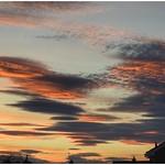 25. Mai 2020 - 21:25 - Sunlit lenticular cloud