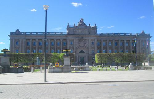 Stockholm Riksdag