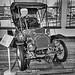 Auburn Cord Duesenberg Automobile Museum 04-28-2019 316 - 1910 Zimmerman Model X BW HDR