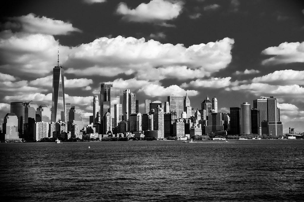 Walk In New York - 2019 - Manhattan Skyline