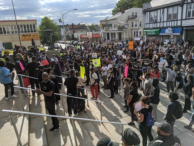 Paterson George Floyd Protest
