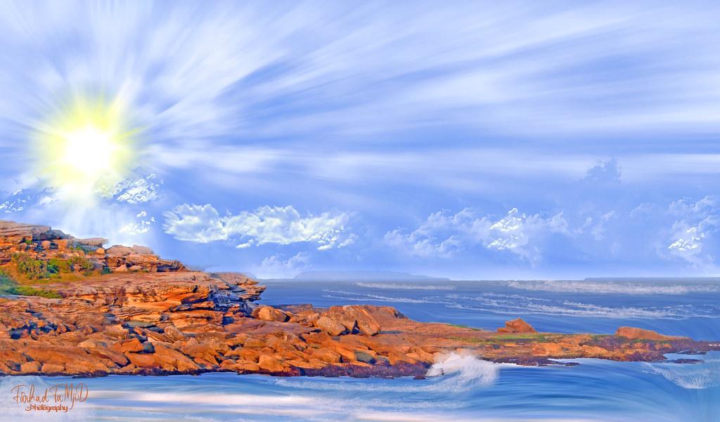 Landscape - Maroubra Beach