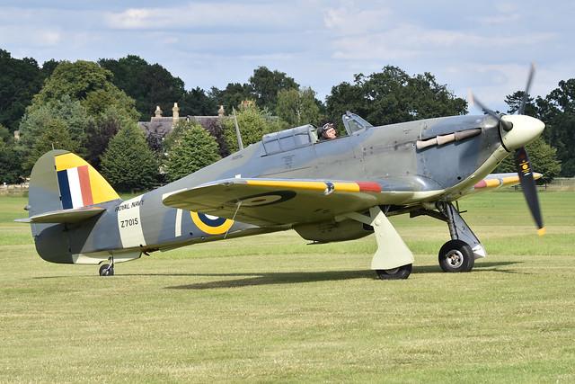 Hawker Sea Hurricane Ib 'Z7015 / 7-L' (G-BKTH)